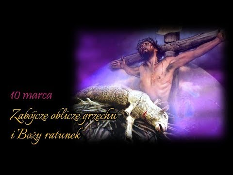 1. Zabójcze oblicze grzechu i Boży ratunek - Golgota i co dalej?