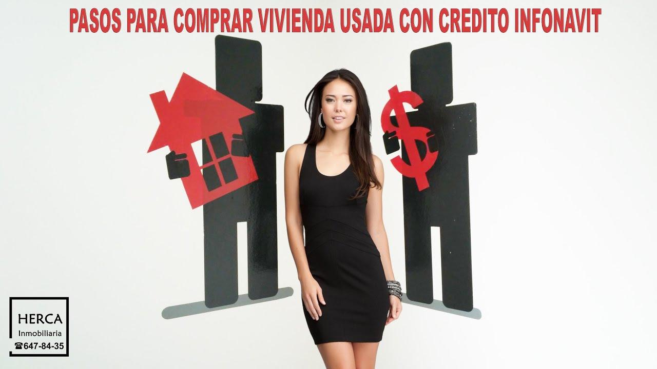 Proceso Para Comprar Una Casa Usada Con Credito Infonavit