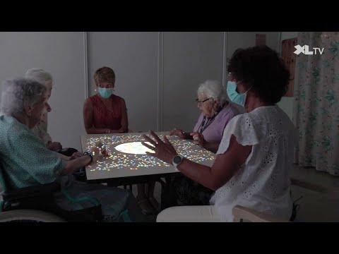 Une table magique pour soigner en douceur les troubles cognitifs