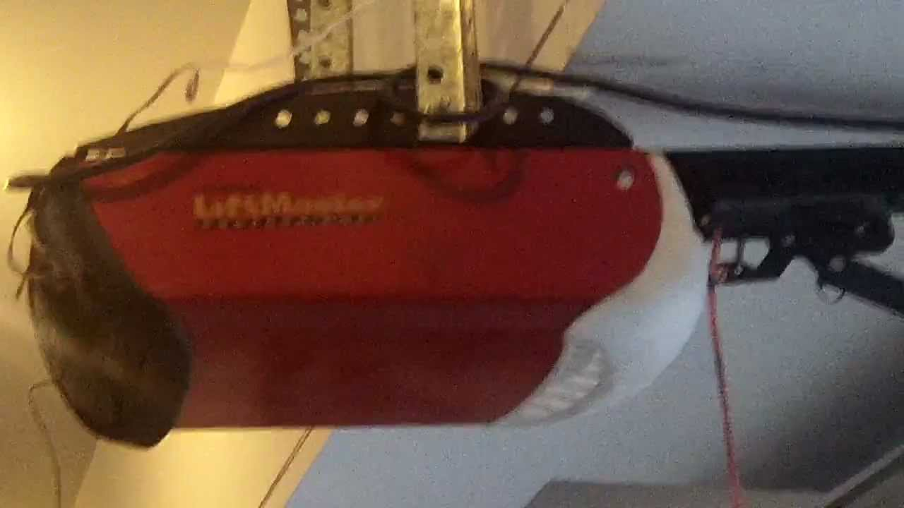 Liftmaster 2500 Garage Door Opener We Got Parts For This