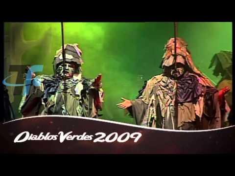Diablos Verdes 2009 – La Gran Siete 2008 – Yambo Kenia 2006