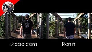 Repeat youtube video Steadicam vs Ronin Gimbal Shootout