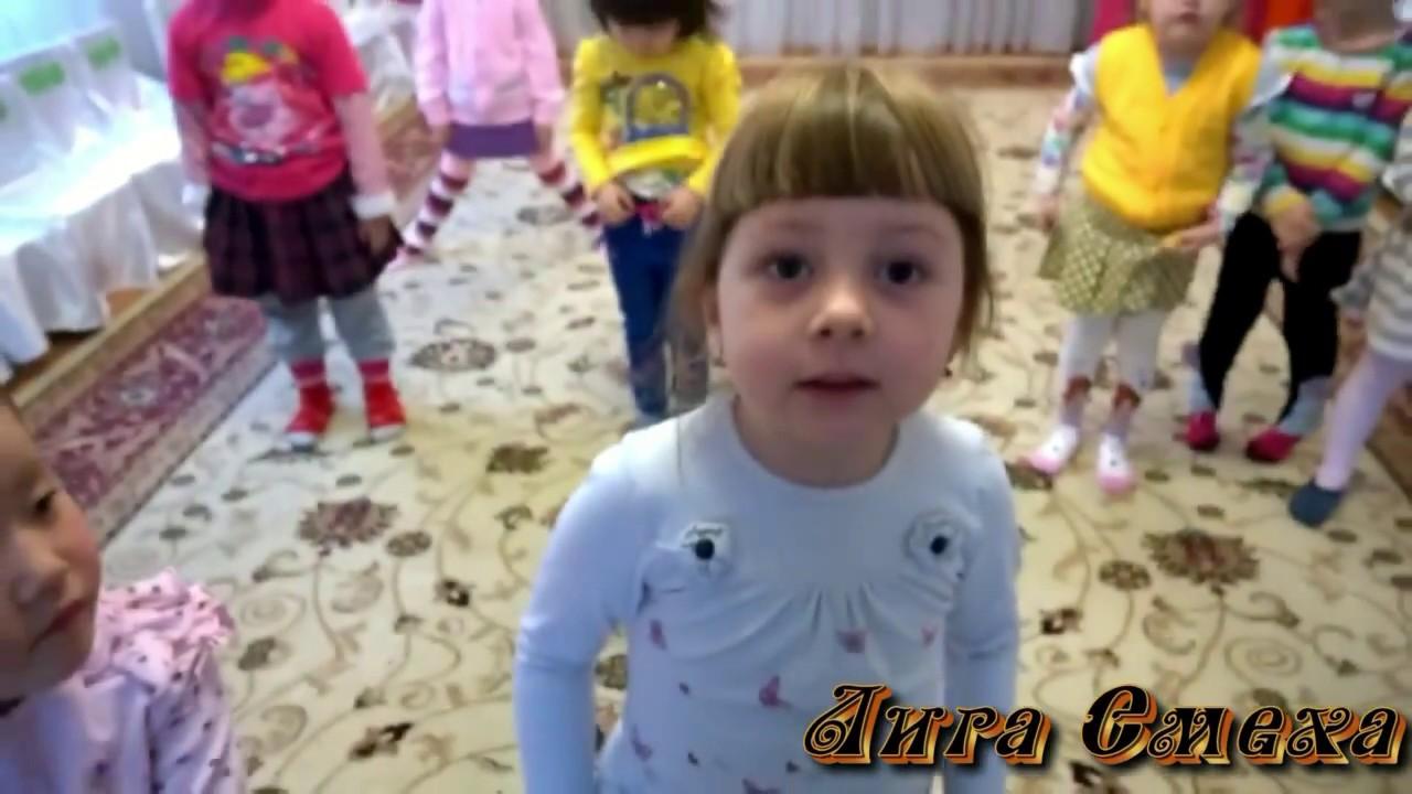 Смешные оговорки детей