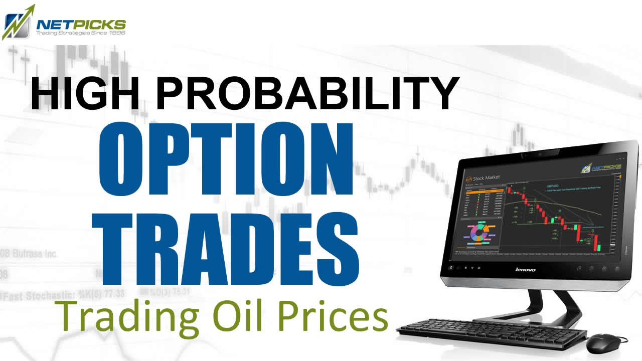 How to trade oil options