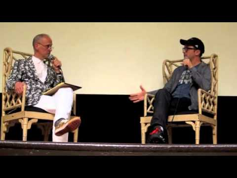 Darren Aronofsky & John Waters in Conversation at the 2011 Provincetown International Film Festival