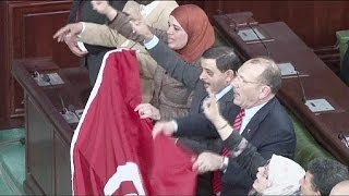 Une nouvelle constitution et un nouveau gouvernement pour la Tunisie
