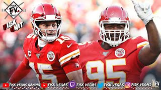 Chiefs sign Chris Jones to 80mil deal! Mahomes contract was genius! KC winning in these NFL streets