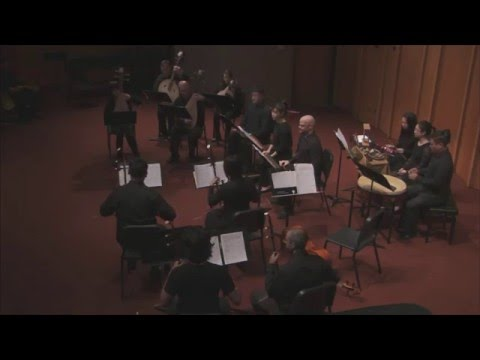 Chinese Music Ensemble - Little Oriole - Mongolian Folk Tune