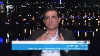 محلل سياسي: إدارة معركة الموصل في أيدي أمريكا