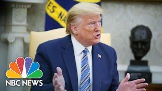 Live: Trump Meets With Arizona Governor Doug Ducey | NBC News
