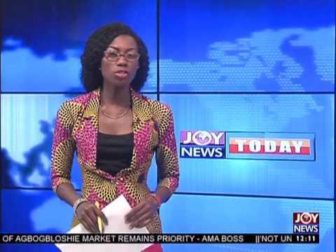 Joy News Today on Joy News  (14-4-17)