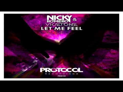 Nicky Romero & Vicetone - Let Me Feel (Studio Acapella) Protocol Acapellas Vol.1