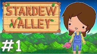 🌿 🐓 Stardew Valley #1 - Prezent od dziadka 🐓🌿