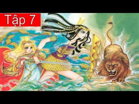 Nữ Hoàng Ai Cập Tập 7: Hàm Sư Tử (Bản Siêu Nét)