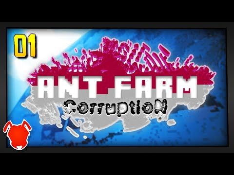 ANT FARM CORRUPTION / Episode 1 / Grand Adventure Awaits!