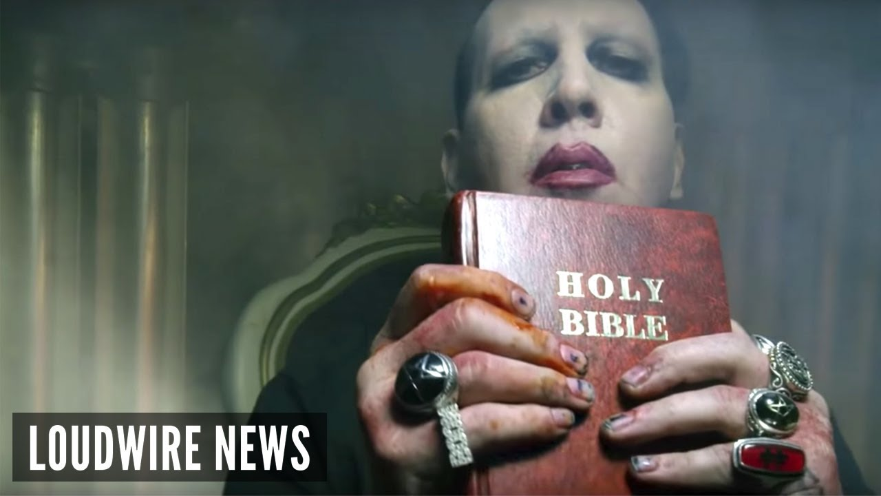 Marilyn Manson's Role in the Church of Satan Debunked
