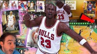 8176de35fa04 NBA 2K19 My Team WE NEED THESE DYNAMIC DUOS! PINK DIAMONDS   GALAXY ...