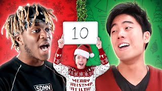 Ranking Popular YouTubers' Christmas Songs