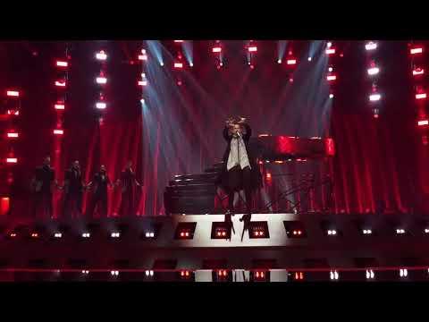 MELOVIN - Under the ladder - ESC Ukraine 2018 - rehearsal 09.05.2018