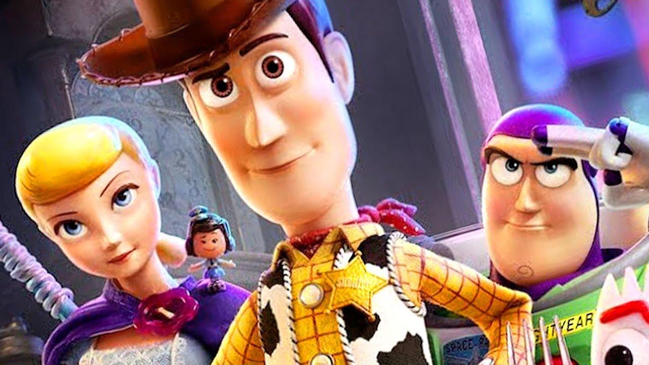 Toy Story 4 Movie Trailer 2019 Extended Youtube