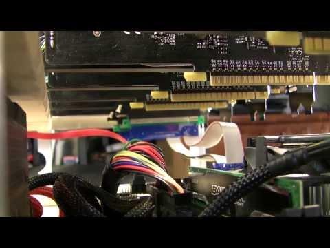 BBT Episode 12: 6x nVidia 750Ti - MSI Twin Frozr Litecoin Dogecoin Mining Rig