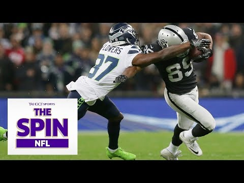 Will the Raiders Deal Amari Cooper? | The Spin NFL