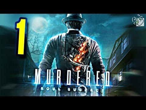 Murdered: Soul Suspect - НАЧАЛО ИГРЫ! #1