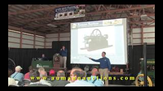 1888 Crossley-Otto Slide Valve Piano Base Engine - Brings $320,000 at Aumann Auctions