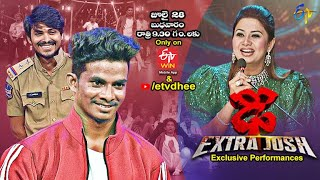 Dhee Extra Josh  Exclusive Performances  Promo  28th July Wed @ 9:30PM only on ETV Win & ETV Dhee YT