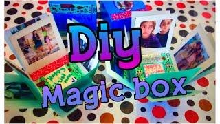♥DIY♥Magic box★ /♥Своими руками♥Магическая коробка★