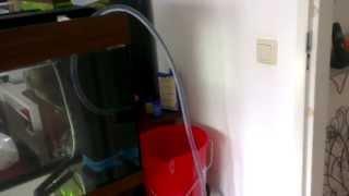 water afvoer