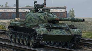 Buck Average? - WZ-132 Chinese Tier 8 Light (World of Tanks Console)