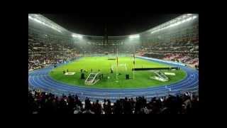 Estadio Nacional de Lima ( Peru ) - ayer y hoy