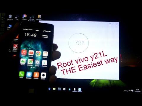 How to root vivo y31l, y51l, y21l by kingroot app.