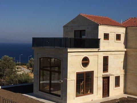 Hayalimdeki Taş Ev -Sahibinde Satılık Karaburun İzmir