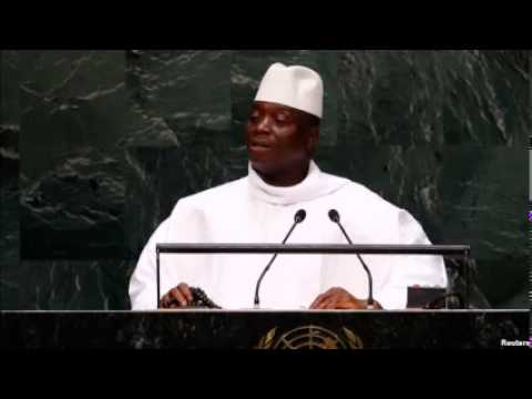 New Report Calls for US Sanctions for Rights Abuses in Gambia