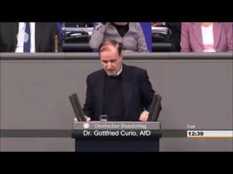 Skandalös: Youtube zensierte dieses Video seiner Parlamentsreden auf Gottfried Curios eigenem Kanal