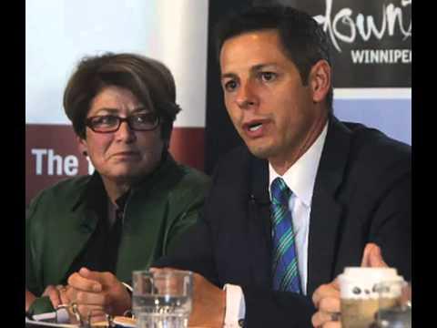 Winnipeg Mayoral Debate - October 20, 2014