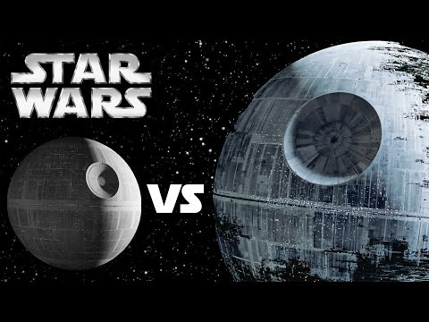 Death Star 1 vs Death Star 2: Complete History, Differences and Facts - Star Wars Revealed