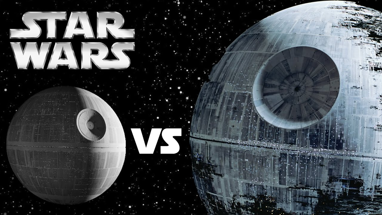 death star 1 vs death star 2 complete history. Black Bedroom Furniture Sets. Home Design Ideas