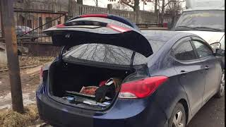 Амортизаторы багажника Hyundai Elantra V 2011-2016