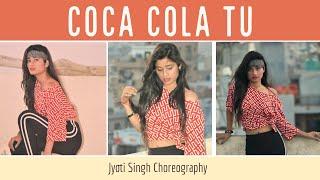 Coca Cola Tu : Luka Chuppi   Dance Choreography   Jyoti Singh