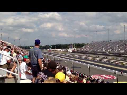 Drag Racing Charlotte Motor Speedway 2