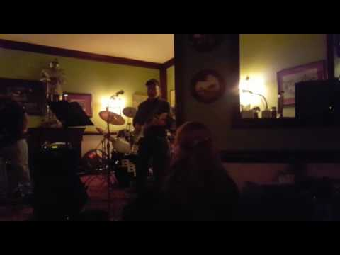 Bud Baxter Band  Lay down Sally Eric Clapton Cover, Jan 2017