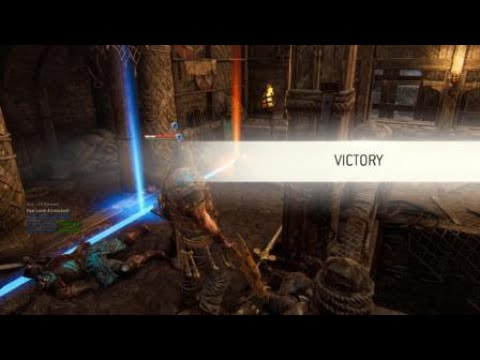 For Honor 2v1 Game winning