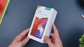 Rp2.699 Juta! Unboxing OPPO A3s Indonesia!