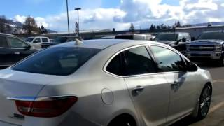 Used 2012 Buick Verano Leather Group for sale in Vernon, BC