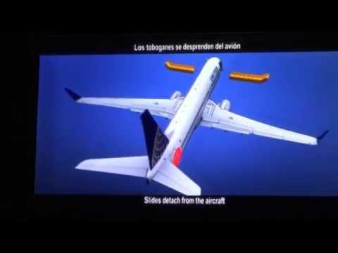 Seattle-to-Houston (IAH) night flight 2014-04-28