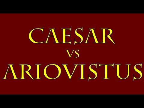 Caesar vs Ariovistus