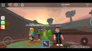 My first video of Roblox read description